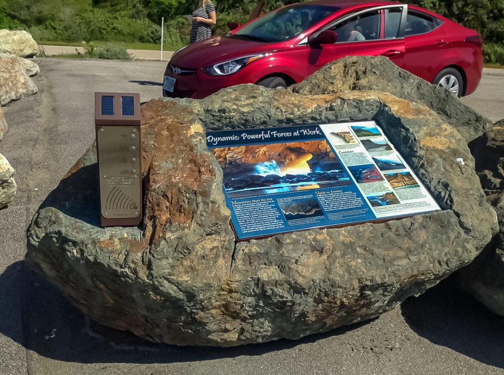 Loc 5 Mon 1 Big Creek Display in Boulder