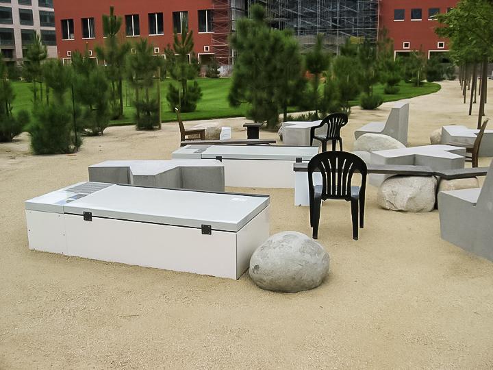 Univ S Cal - Park 1
